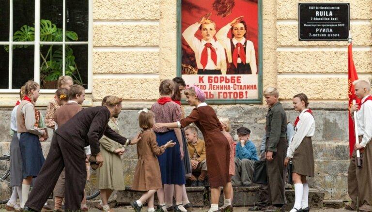 Igaunijas simtgades filma 'Biedrs bērns' būs skatāma Latvijā