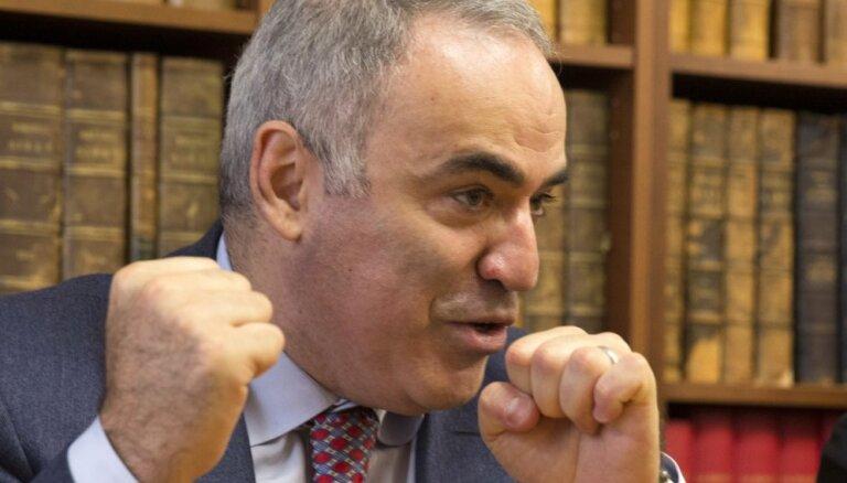 """Каспаров: """"Россия хочет заставить замолчать потенциальных свидетелей"""""""