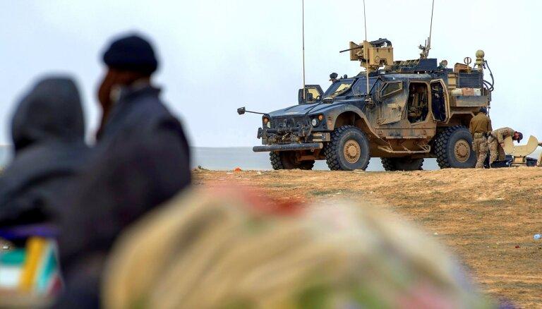 Lielbritānija un Francija palielinās spēkus Sīrijā