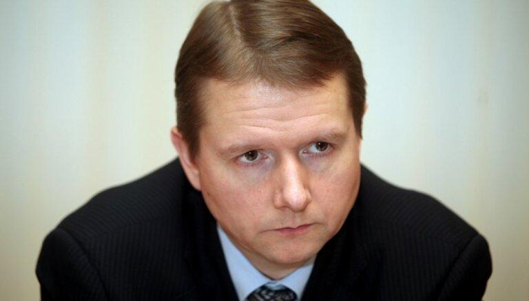 Комиссия Сейма поддержала кандидатуру Путниньша на должность главы КРФК