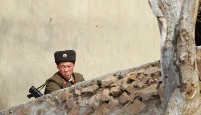 Северная Корея согласилась на переговоры с Китаем