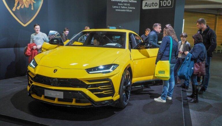 'Latvijas Gada auto' konkursam pieteikts 'Lamborghini Urus' apvidnieks