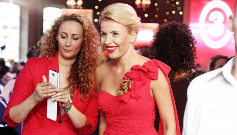 Foto: TV3 ar zvaigžņu ballīti svin 15. jubileju
