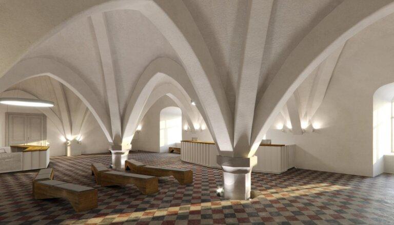 Rīgas pils Kastelas dienvidu korpusa atjaunošanai pieteikušies seši pretendenti