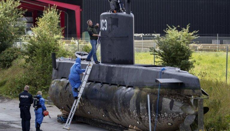 Tiesa atstāj spēkā mūža ieslodzījumu dāņu izgudrotājam par zviedru žurnālistes slepkavību