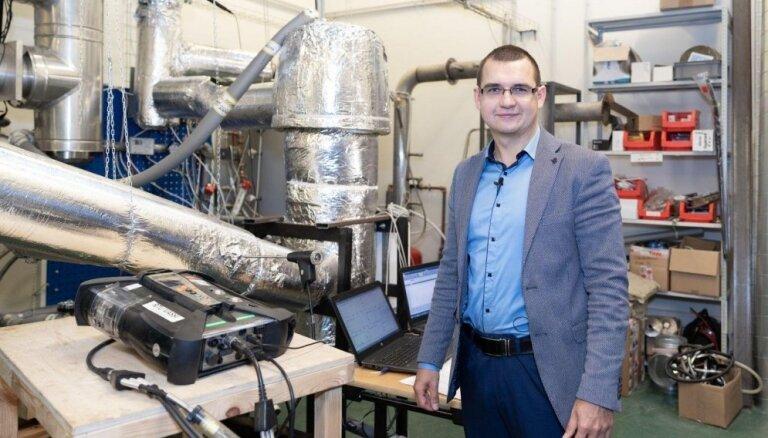 RTU zinātnieki radījuši tehnoloģiju privātmāju radīto dūmgāzu attīrīšanai