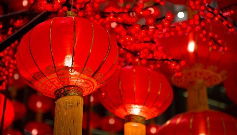 Kā savu Jauno gadu sagaida ķīnieši