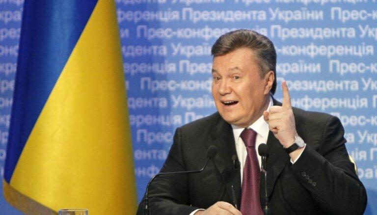 СМИ: Янукович мог получать деньги через счет Swedbank в Литве