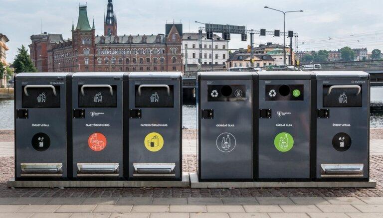 """Золотой мусор. Жителям Риги придется менять """"мусорные"""" привычки и платить больше"""