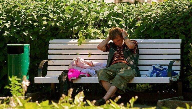 На улицах Вильнюса запрещено просить милостыню