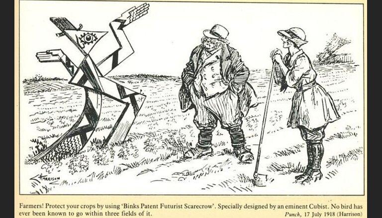 Aicina uz stāstījumu par mākslu kā karikatūras objektu Latvijā un Eiropā