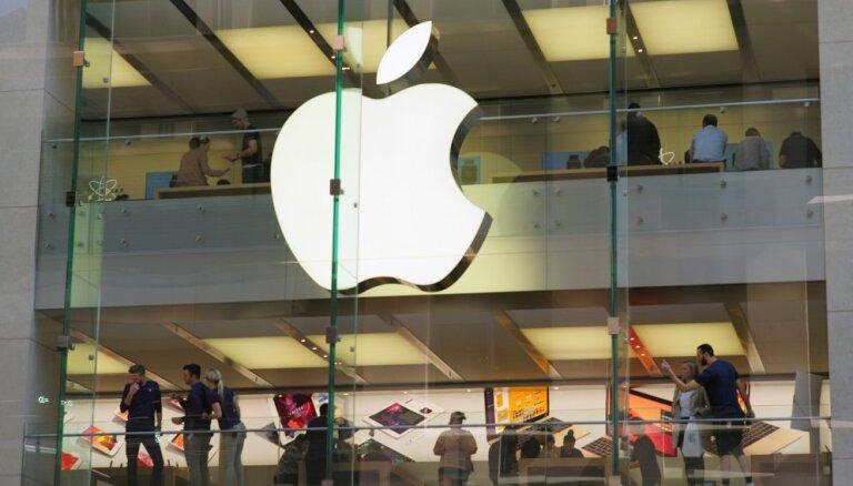 Капитализация Apple превысила $1 трлн после презентации новых iPhone