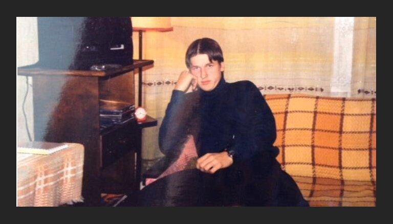 Intars Rešetins publisko pusaudžu gadu foto