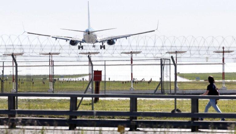 Krievijas zemo cenu aviokompānija 'Pobeda' sāk lidot maršrutā Rīga–Maskava