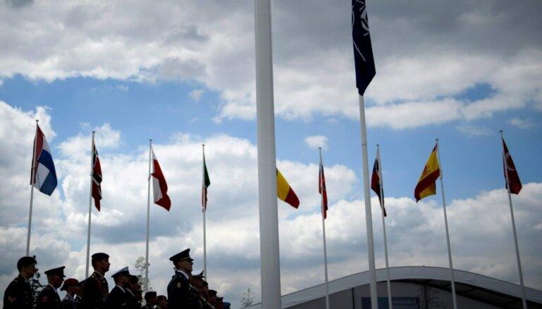 NATO samitā vienojas par daudznacionālas divīzijas 'Ziemeļi' štāba izvietošanu Ādažos
