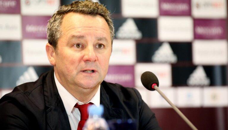 Stojanovičs oficiāli apstiprināts par jauno Latvijas futbola izlases galveno treneri