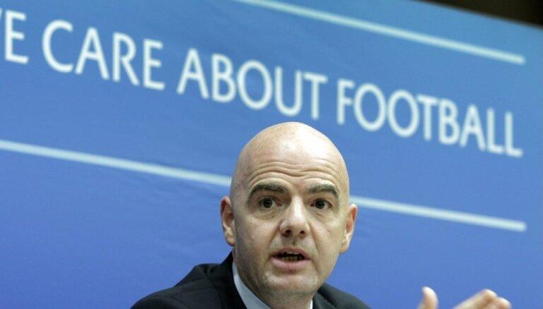 Против президента ФИФА Джанни Инфантино возбудили уголовное дело
