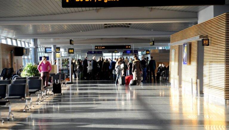 Saeimas vēlēšanās varēs nobalsot arī lidostā 'Rīga'
