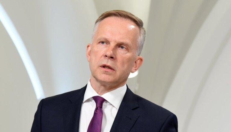 ФОТО: сдается в аренду дом главы Банка Латвии в Лангстини