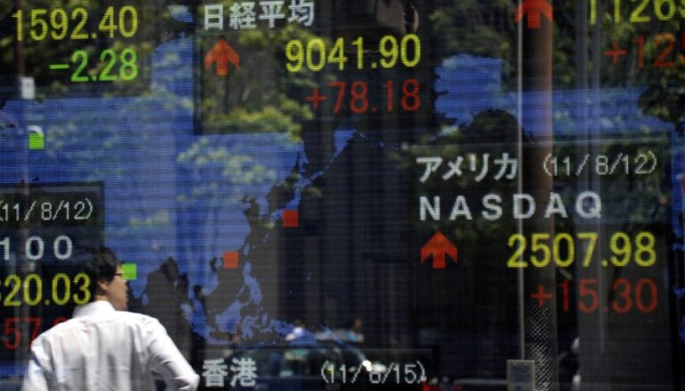 """""""Черный понедельник"""" в Азии: Китай возглавил падение"""