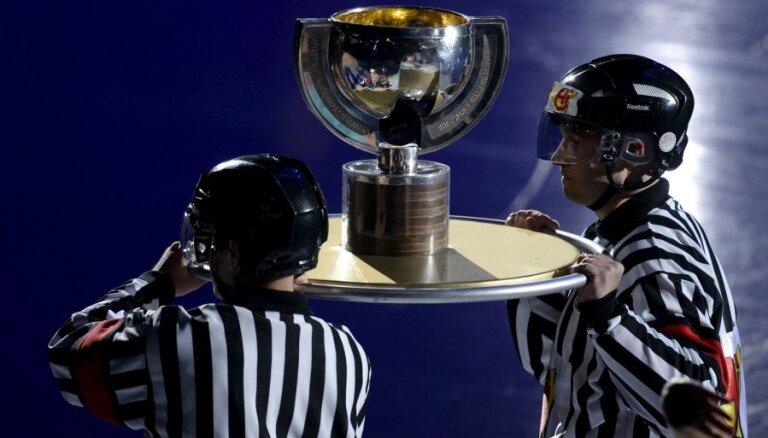 Pasaules hokeja čempionāts. Sestās spēļu dienas apskats