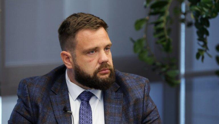 Премьер-министр издал распоряжение об отставке министра экономики Яниса Витенбергса