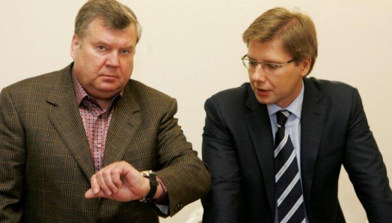 Ušakovs paudis gatavību startēt Rīgas domes ārkārtas vēlēšanās, apstiprina Urbanovičs