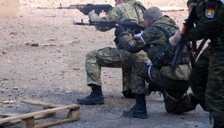 В распоряжении ОБСЕ нет информации о раненом в Донецке латвийце