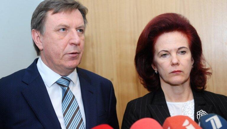"""Кучинскис призывает """"Единство"""" не начинать политические игры"""