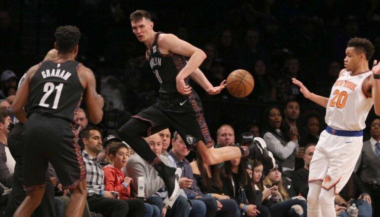Kurucs: NBA basketbols man ir vairāk piemērots nekā ULEB Eirolīgas