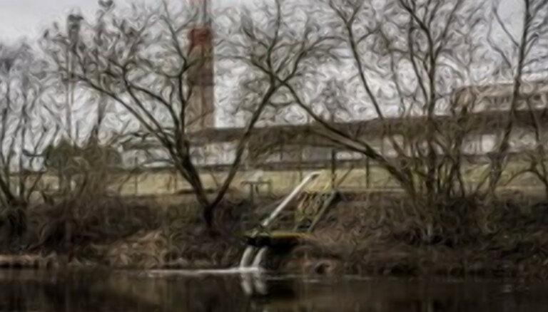 Сточные воды литовской фабрики загрязнили и латвийскую часть Балтийского моря