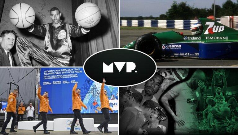 'MVP': Vēsturiskās dzeršanas sacīkstes, čekista halucinācijas un bobsleja čempionu skumjais finišs
