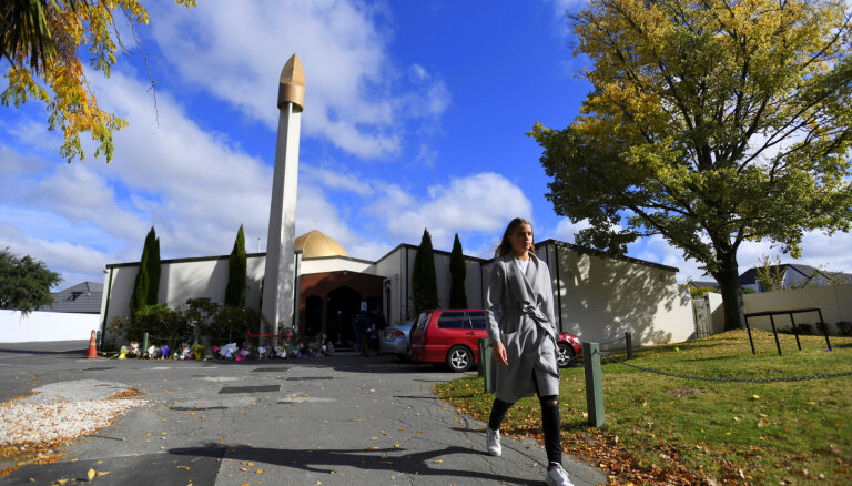 Pēc smagas cīņas miris vēl viens Kraistčērčas mošejas upuris