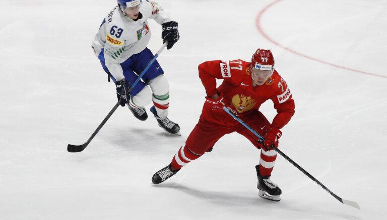 KHL labākais snaiperis Kaprizovs noslēdz divu gadu līgumu ar 'Wild'