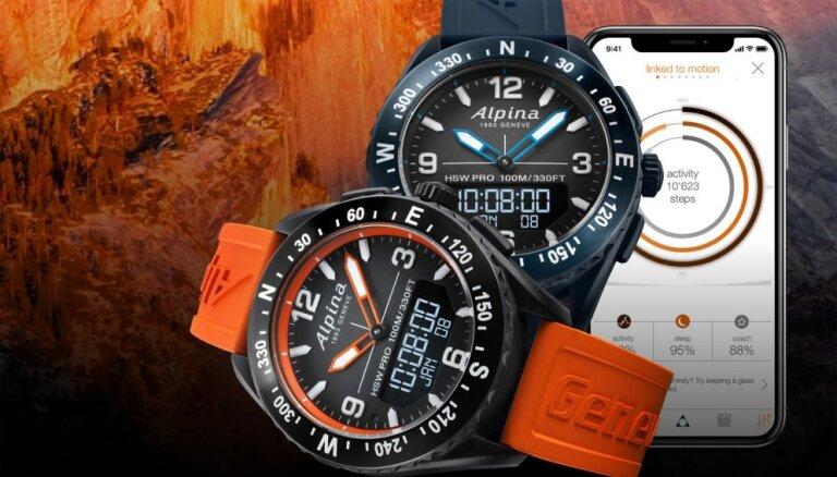 'Alpina'. AlpinerX — превосходные Smart Часы