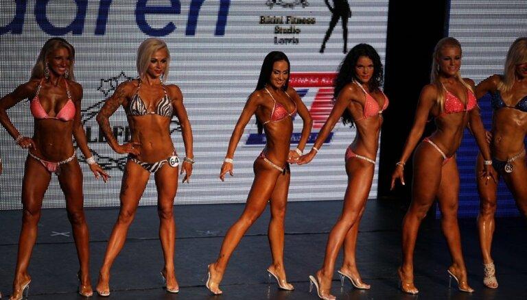 ФОТО: Победители Miss Bikini Fitness 2014 — спортсмены с красивыми телами