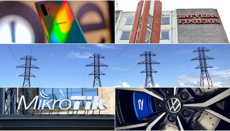 Top 100: Latvijas eksportētāji pirmspandēmijas spēka pozīcijās