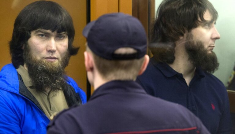 Ņemcova slepkavām tiesa samazina sodu