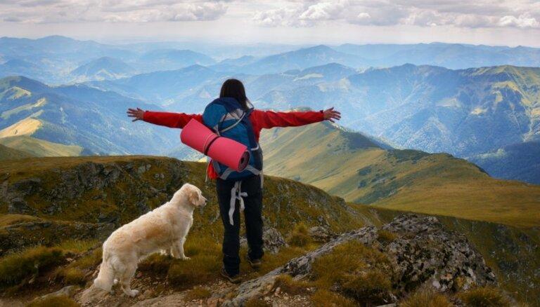Aidā piedzīvojumos! Iedvesmojoši stāsti par ceļošanu kopā ar mājas mīluli
