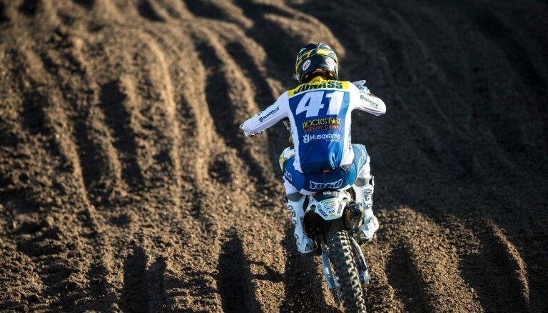 Jonass sezonas pēdējā 'Grand Prix' posma kvalifikācijā izcīna ceturto vietu