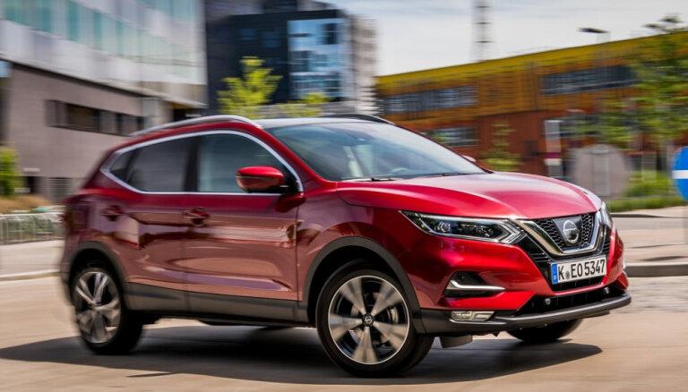Jaunu auto iegādājas vidēji par 22 tūkstošiem eiro, aprēķinājis 'Swedbank'