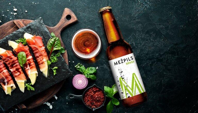 'Aldaris' sāk ražot alu ar bērzu sulu
