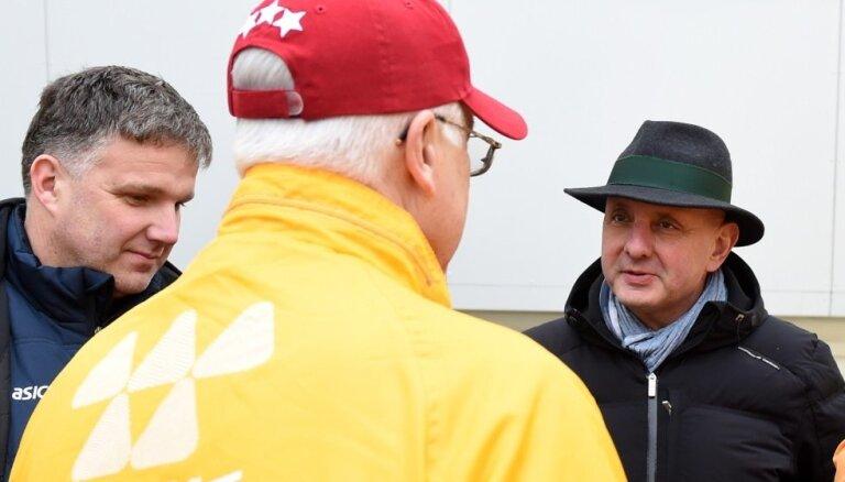 IBSF prezidents: Pasaules kausa posms bobslejā un skeletonā Siguldā notiks