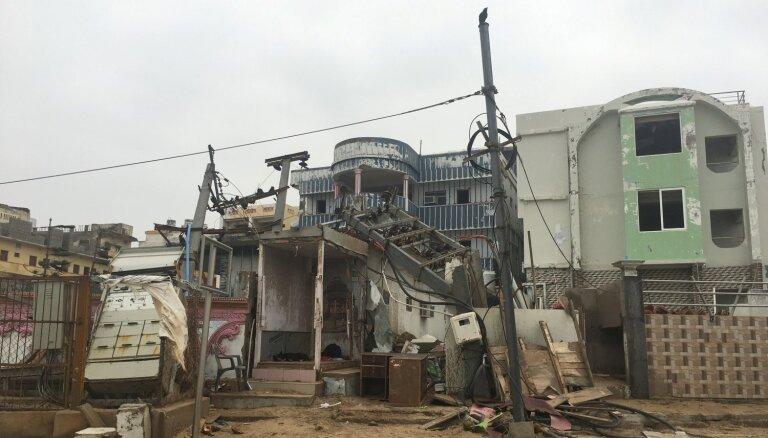 Ciklonā 'Fani' Indijā un Bangladešā 43 bojāgājušie