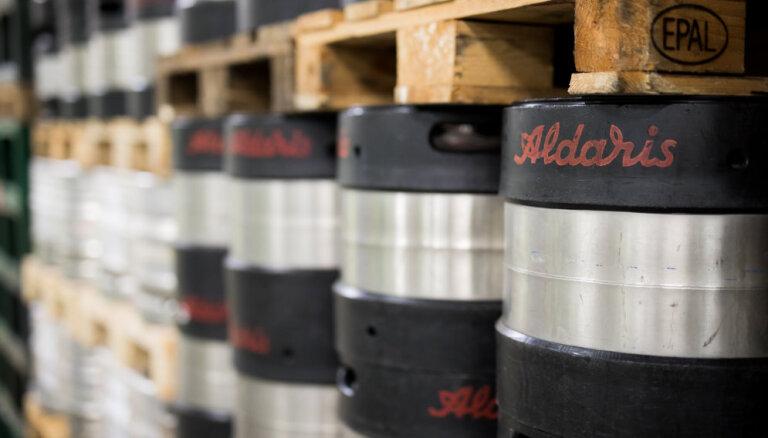 Carlsberg: продажи Aldaris немного снизились, экспорт вырос на 58%