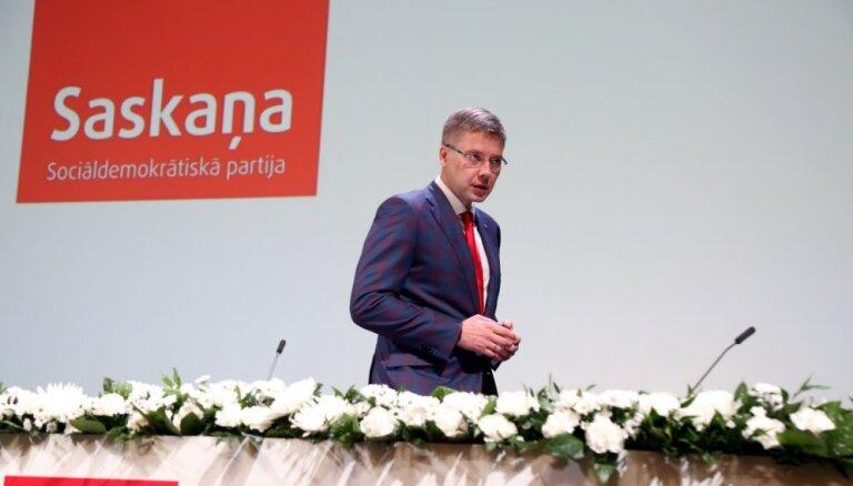 Augustā populārākās partijas – 'Saskaņa', ZZS un 'KPV LV'