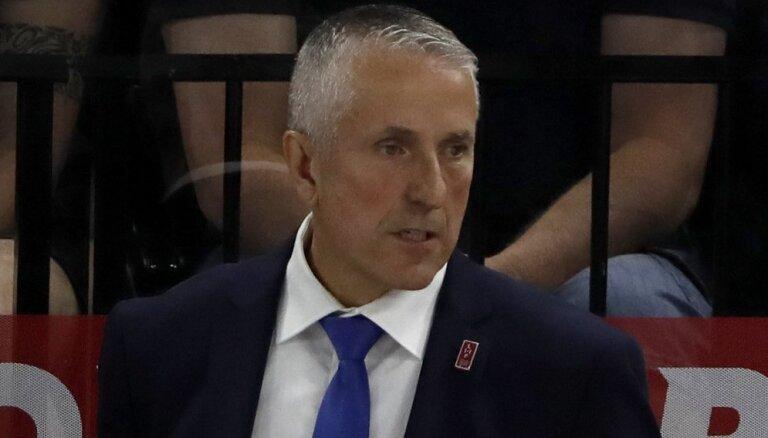 Hārtlija trenētā Čerņiševa divīzijas komanda gūst uzvaru KHL Visu zvaigžņu spēlē