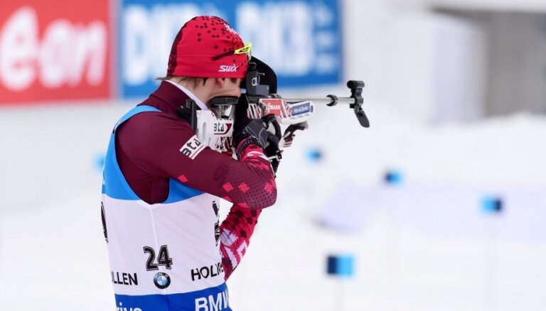 Биатлонист Расторгуев завоевал серебряную медаль на чемпионате Европы в спринте