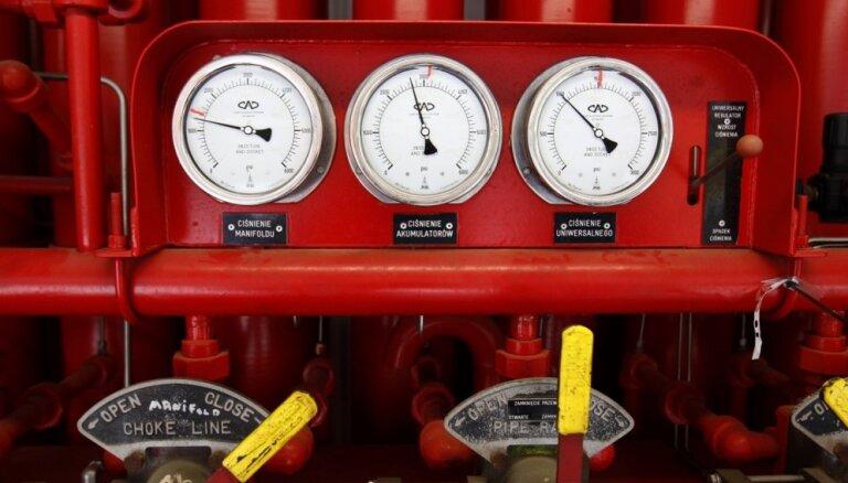 Gāzes noplūde Valmierā likvidēta