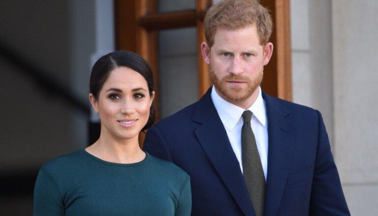 Почему принц Гарри и Меган Маркл бегут из дворца